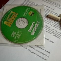 Usando multimedia aprendiendo un idioma