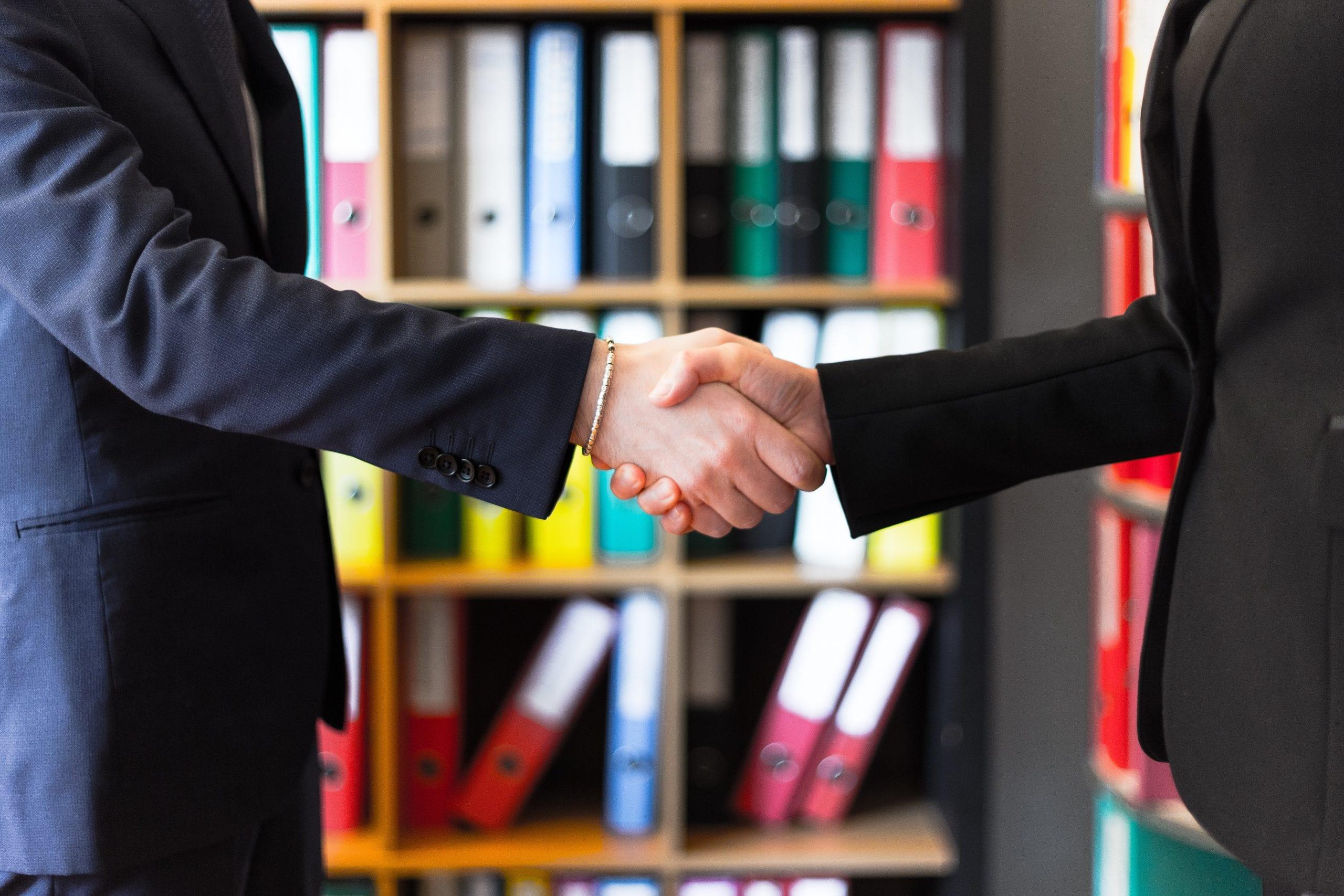 Negociaciones en inglés